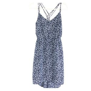 Maurices high low floral dress
